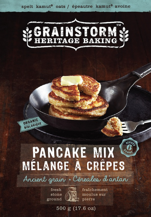 Grainstorm Heritage Baking Pancake mix