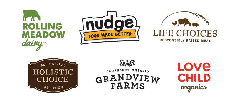Greenspace Brands logo development