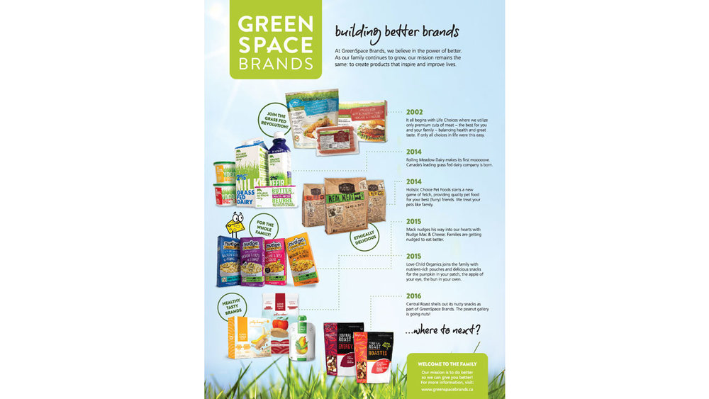 Greenspace Brands Advertising