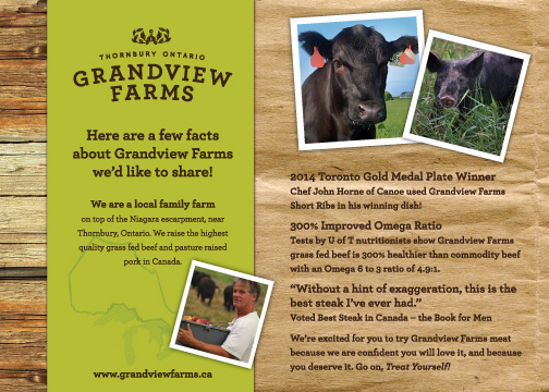Grandview Farms Marketing