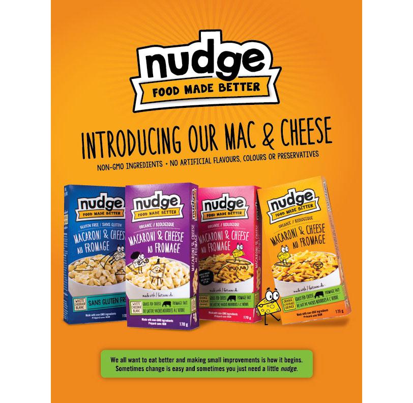 Nudge advertising