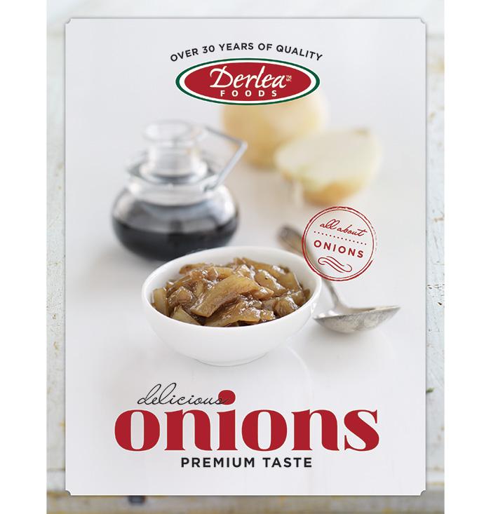 Derlea Foods Onions