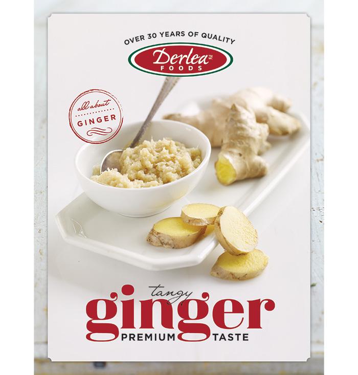 Derlea Foods Ginger