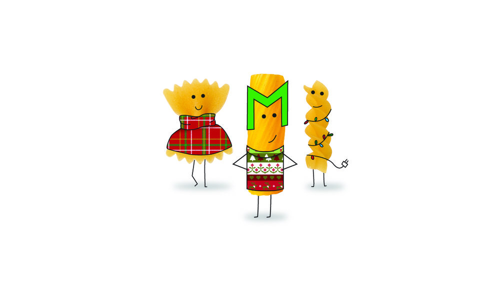 Pasta Mondo Character Design