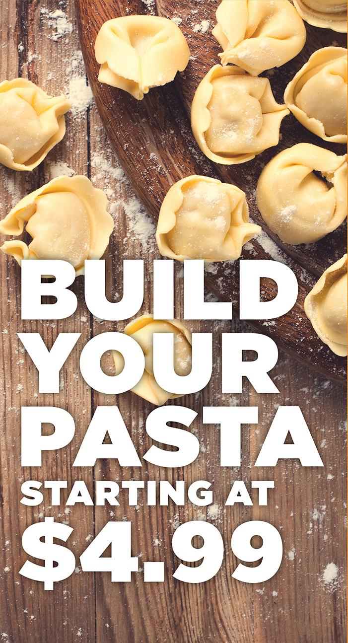 Pasta Mondo In-Store Signage