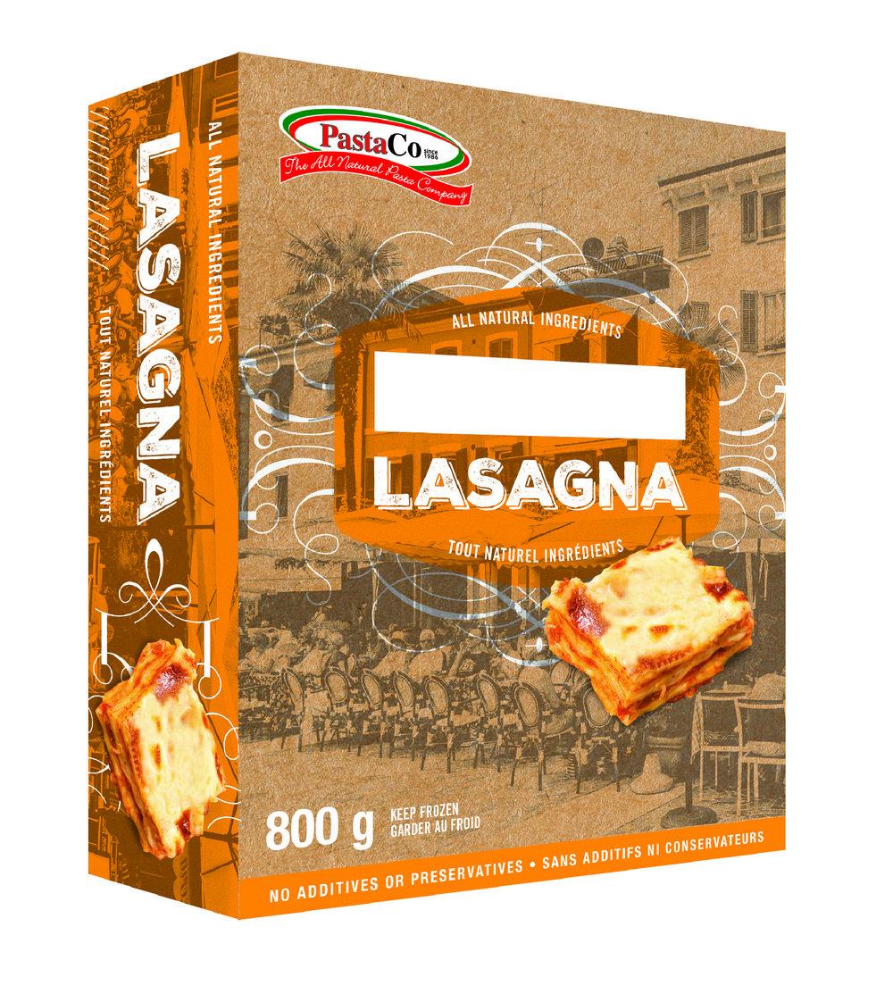 Pasta Co Packaging Design