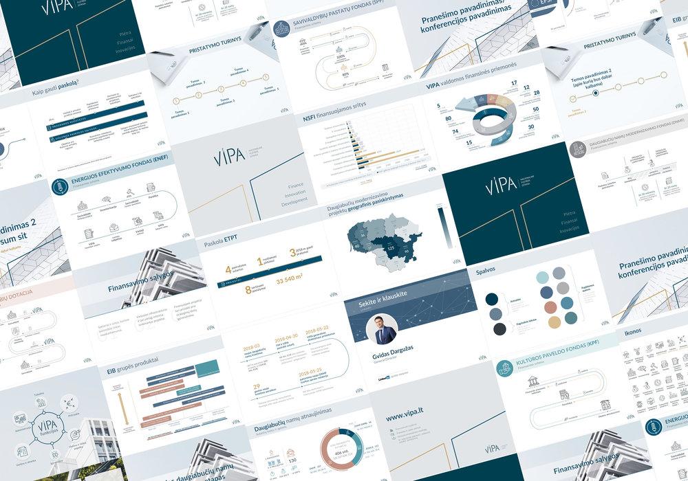 Vipa PPTX Presentation Design | VJS Agency