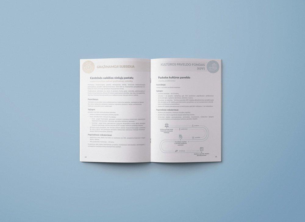 The financial instruments presentation booklet | VIPA | VJ.|S Agency