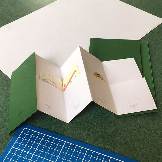 Working on some new book designs #mayfly #journaling #ephemera #stationery