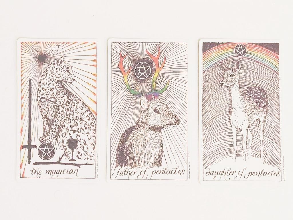 A Three Card Tarot Reading for 2017 — Marisol Dahl