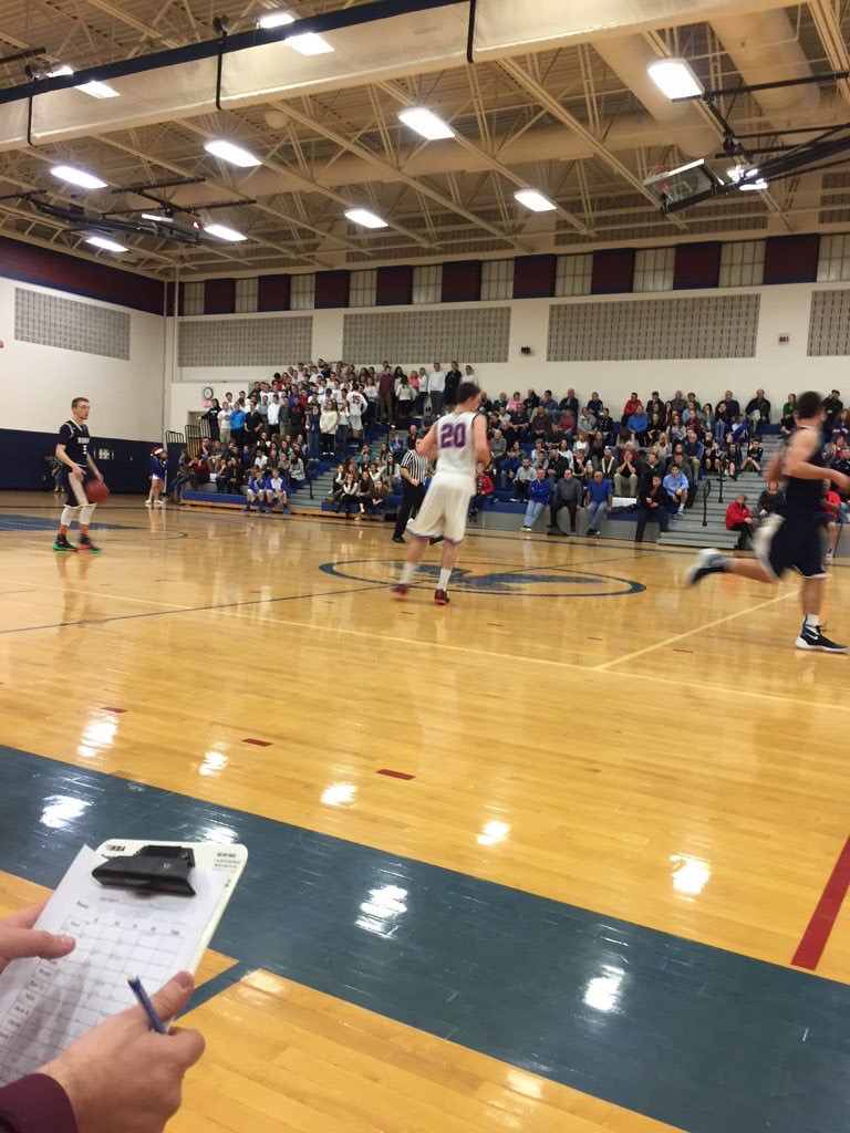 RHAM vs. Tolland - December 23, 2015 Provided by: CTHoopsNews