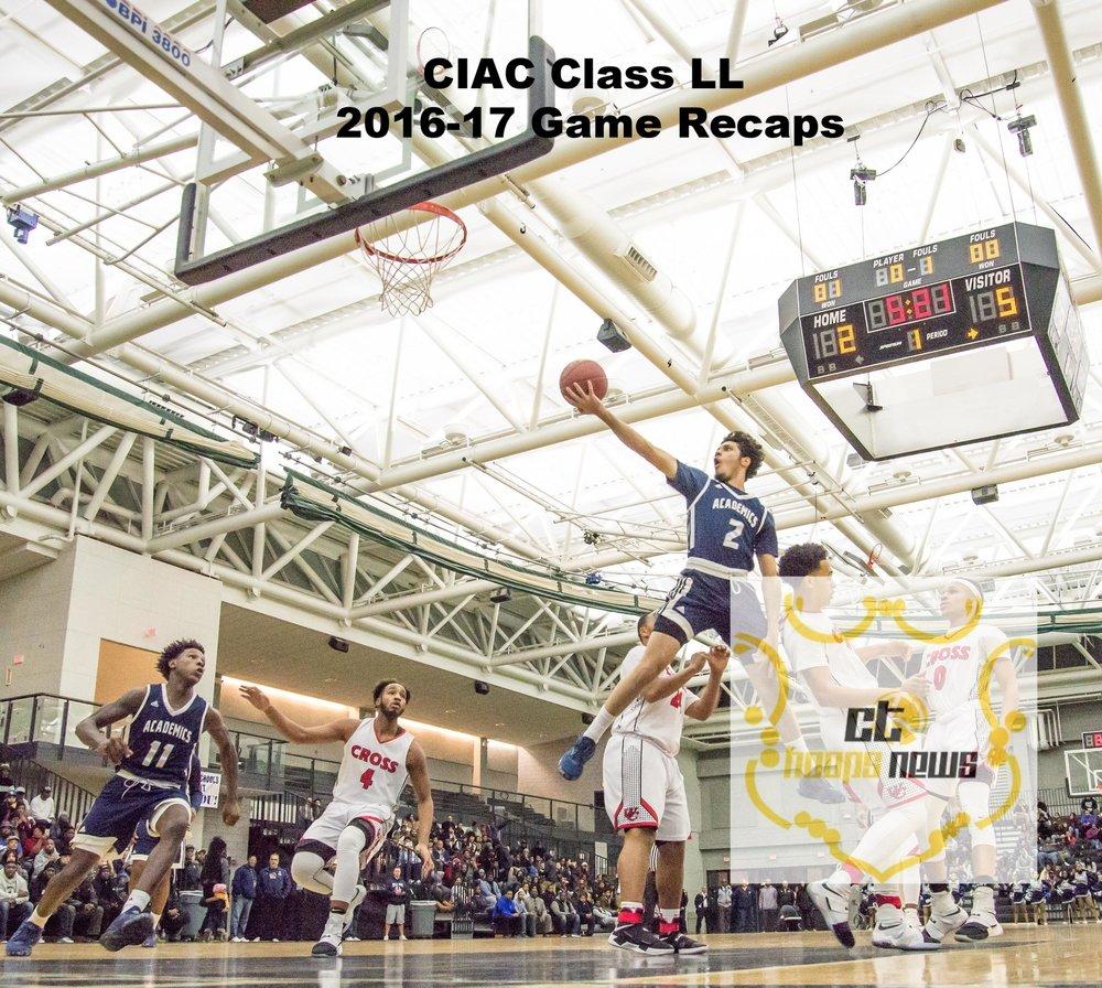 CIAC CLASS LL RECAPS
