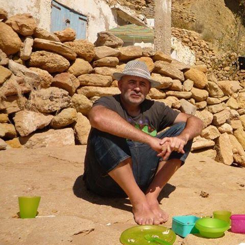 Liggy beach BBQ, Ifthane, Morocco