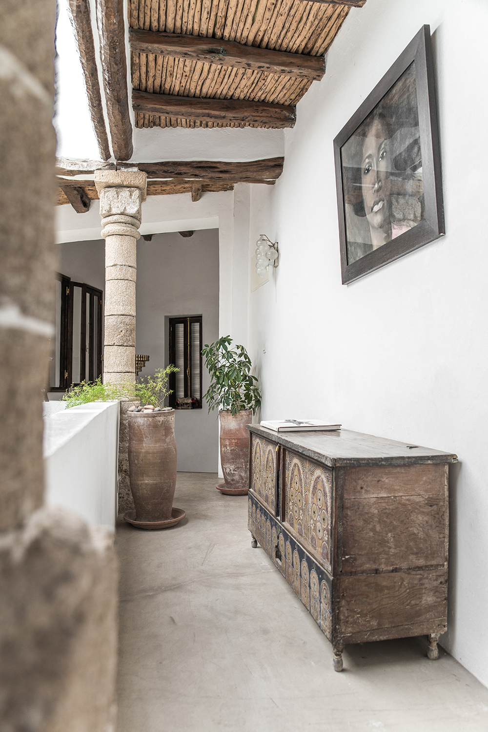 5 Columns Essaouira Morocco