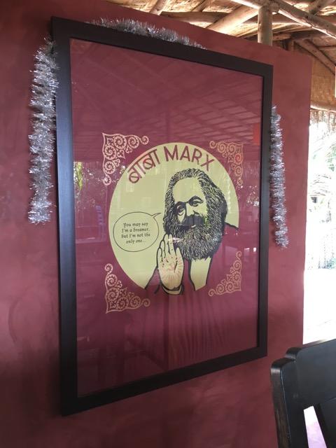 Babu Marx print