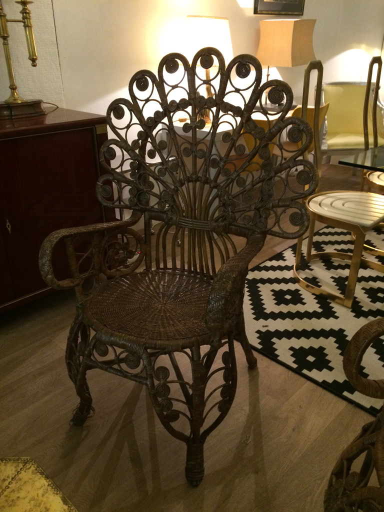 Fell in love with this chair!