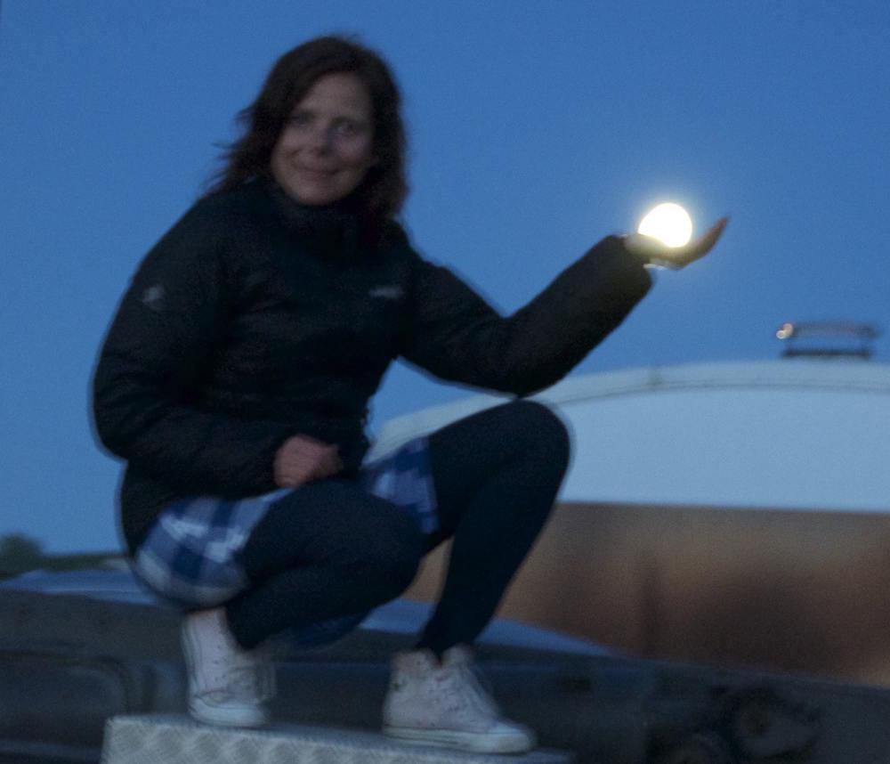 Anna-Karin Lingham Varumärkesambassadör