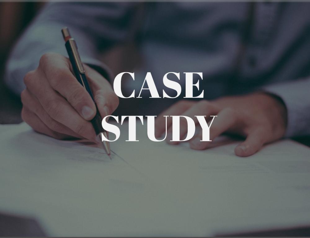 LESSON 3 - CASE STUDY