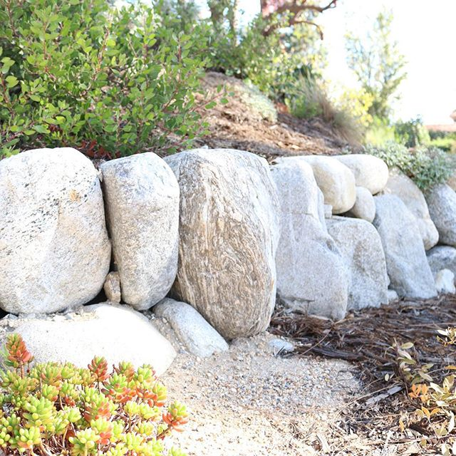 Stacked Stone work up Claraboya. . . . . . #Landscape #gardens #californiaClaraboya #ca #claremont #claremont #glendora #pasadena #handcrafted #luxe #design #designer #landscape #rendering #illustration #architecture #californianative #waterwise #landscape_lovers #landscape #succulents #watercolor #water #construction #repost #monrovia #la