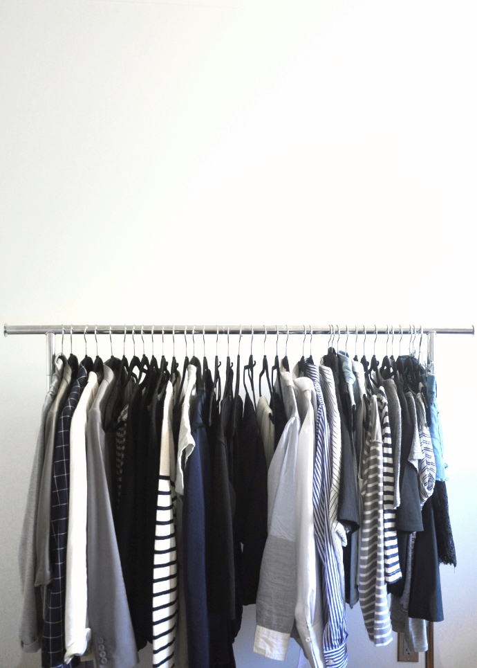 My Spring capsule wardrobe in progress