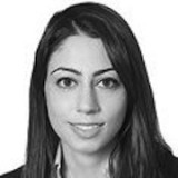 Parisa Elahi, JD - Parisa is a lawyer at an international firm. She was previously a lawyer at a Human Rights NGO, and her previous experience includes pro bono work with the Iraqi Refugee Assistance Project (IRAP). Through participation with IRAP, she represented a client who had been denied refugee status, and ultimately presented the substantive points of the client's appeal at the client's appeal interview at UNHCR's offices in Amman, Jordan. Parisa has also worked with an Ashoka fellow on the implementation of a renewable energy project that emphasizes local community involvement, education and empowerment. Parisa is also a member of the Iranian American Bar Association Pro Bono Committee and the New York City Bar Middle East and North Africa Committee.