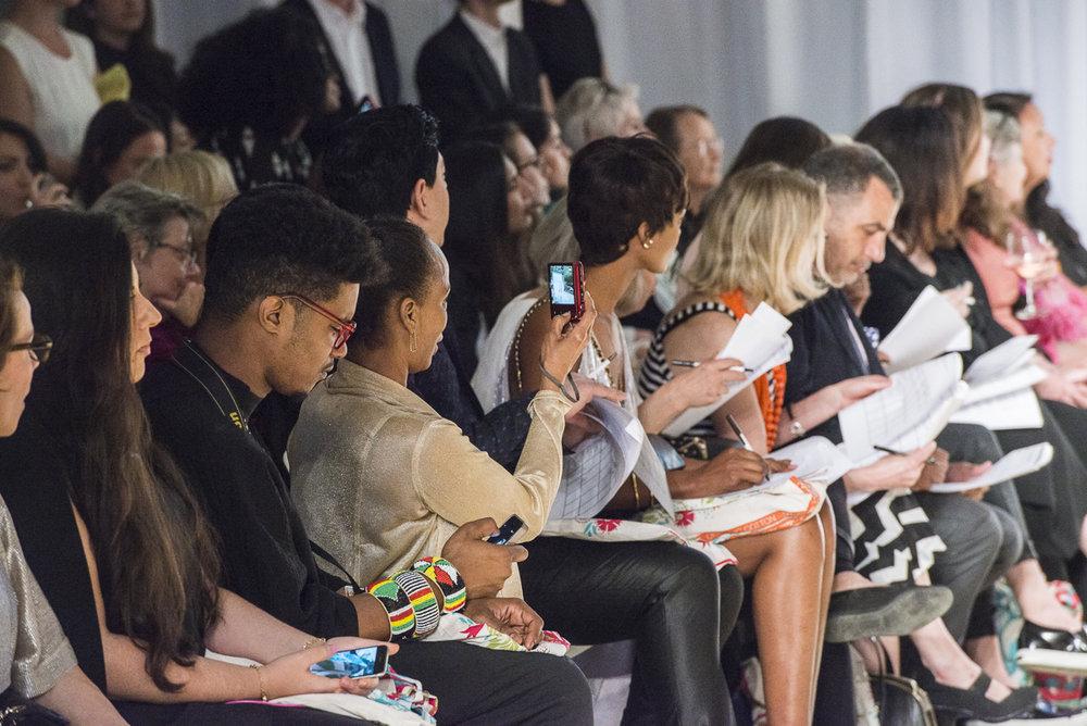 Kota Sustainable Fashion Awards 2016. Photo: Nicola Bailey