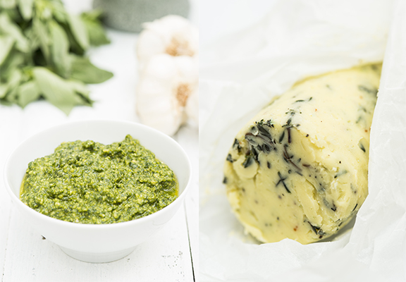 119_Pesto and flarvoured butter.jpg