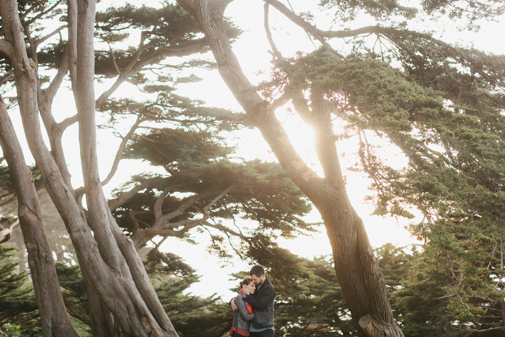 San Francisco Wedding Photography Sutro Baths Lands End Engagement Photos -022.jpg