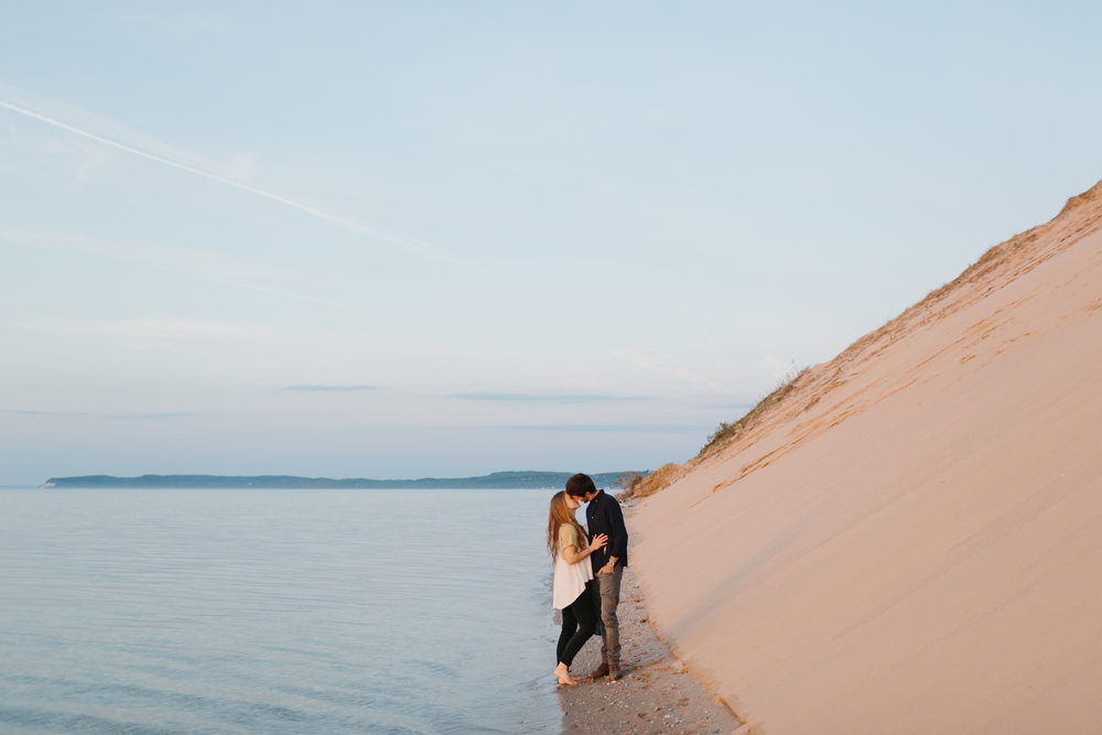 Northern Michigan Lake Michigan Wedding and Portrait Photographer Mae Stier-054.jpg
