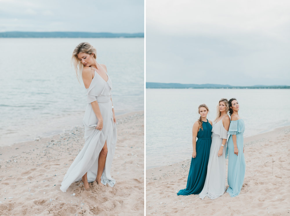 Sleeping Bear Dunes Bridal Portraits Wedding Photographer Mae Stier-025.jpg