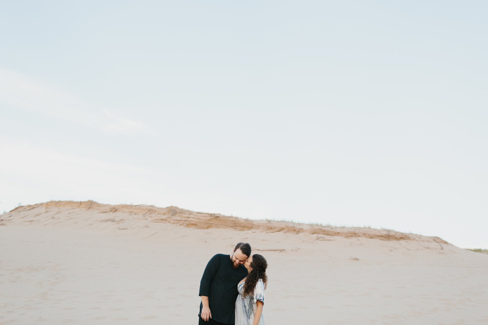 Northern Michigan Sleeping Bear Dunes Wedding Engagement Photographer Mae Stier-031.jpg