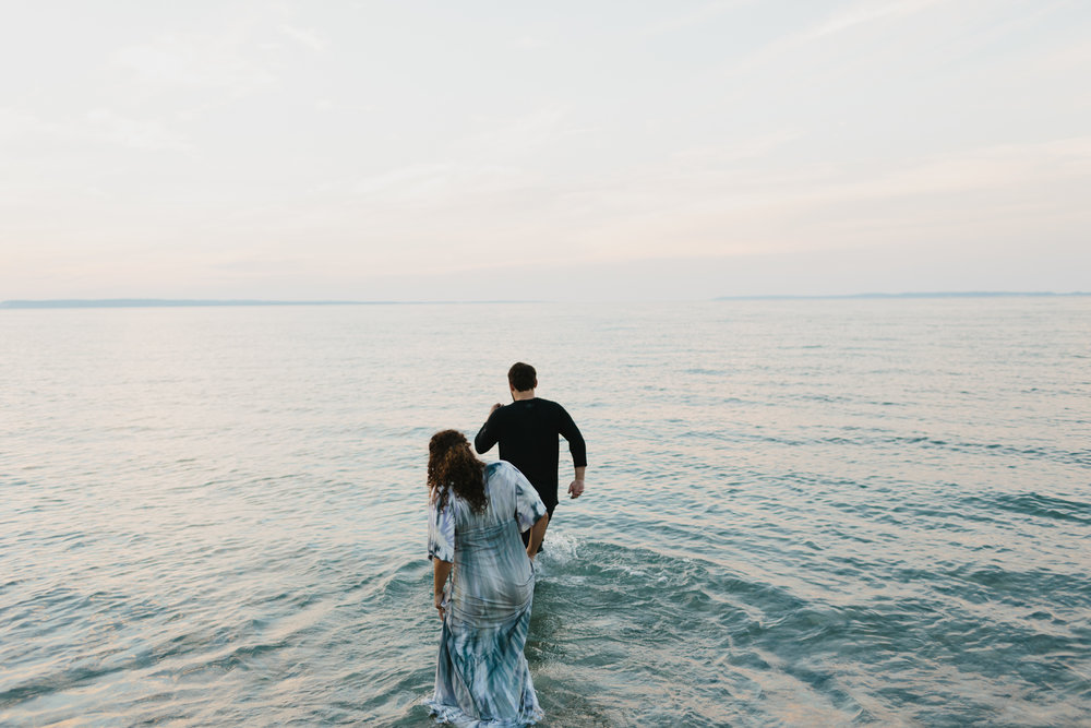 Northern Michigan Sleeping Bear Dunes Wedding Engagement Photographer Mae Stier-039.jpg