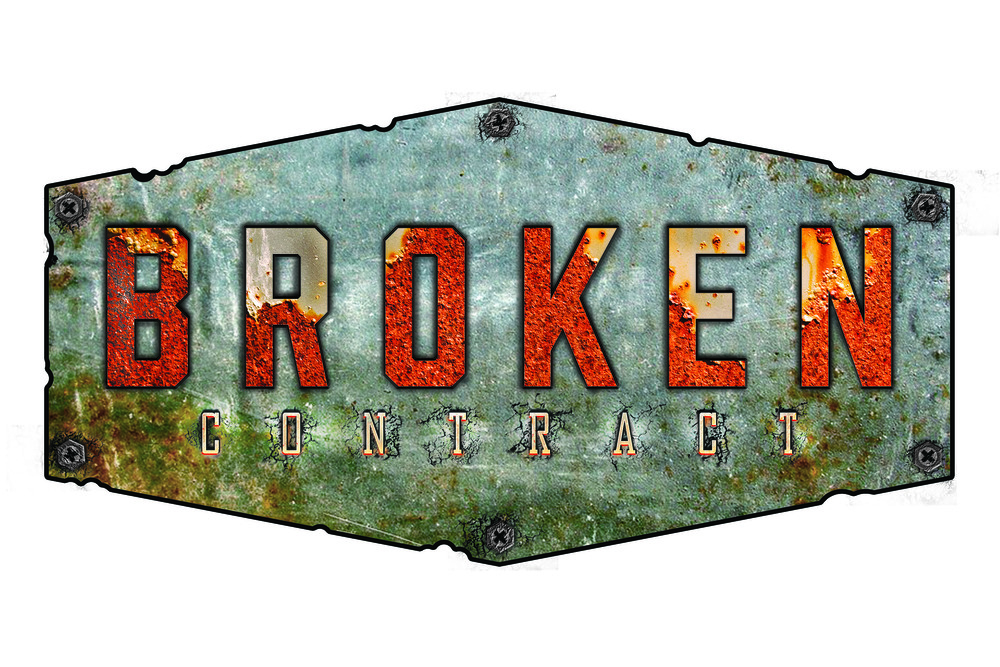 Broken Contract - Logo
