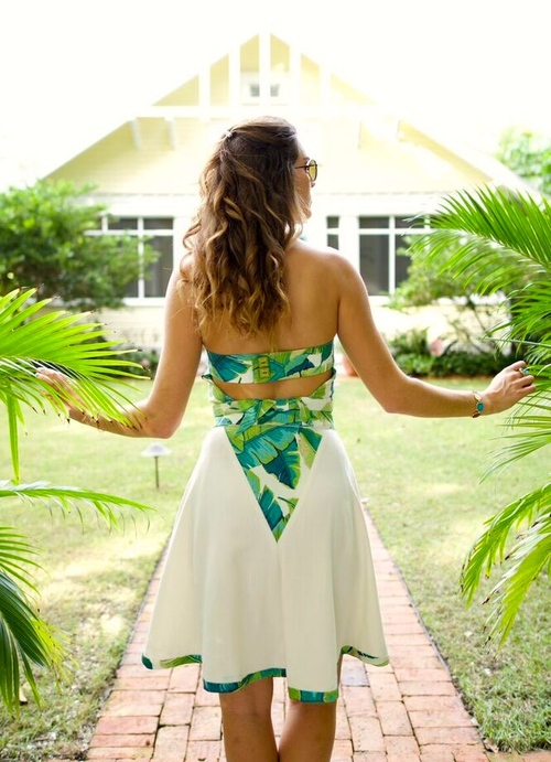 Take Me To The Islands Banyan Tree Two-Piece Set