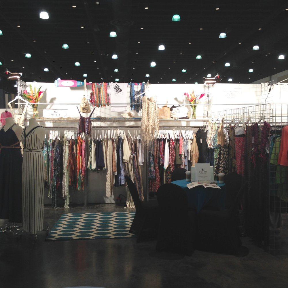 Booth at TRENDZ