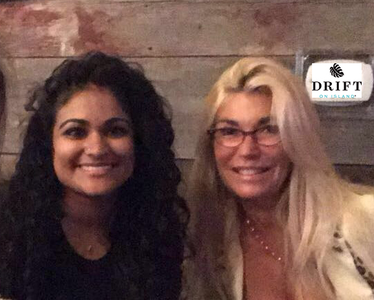 Saudia Ali, Operating & Marketing Manager (left) and Roberta Hurlburt, Founder & Designer (Right)   XOXO, THE DRIFT BABES