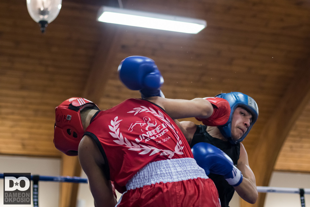 Ontario amateur boxing