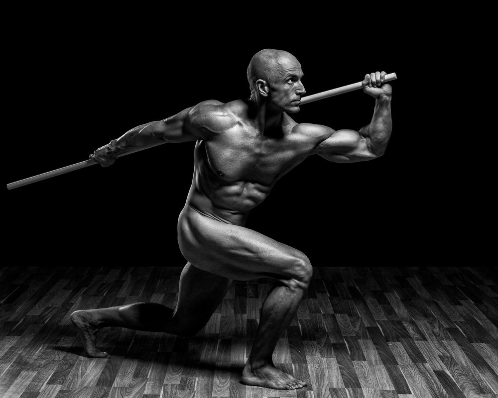 Fitness  for Bodybuilding Photography Lighting  55nar
