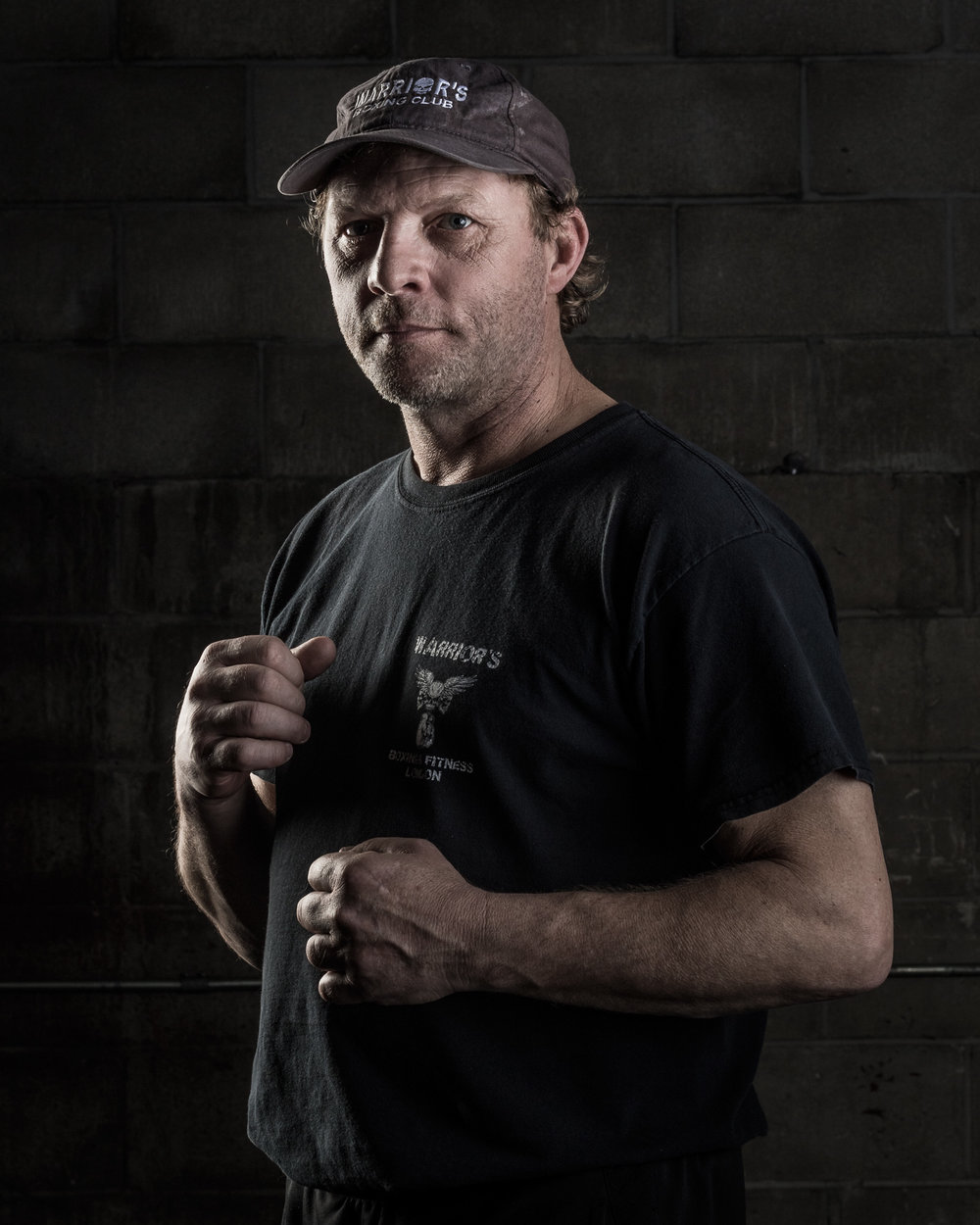 Rob Caron, Owner, Head Coach / Warrior's Boxing and Fitness