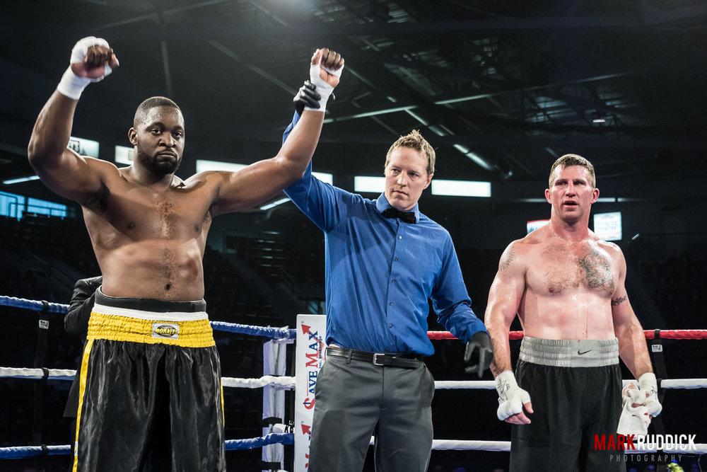 Boxers in Toronto