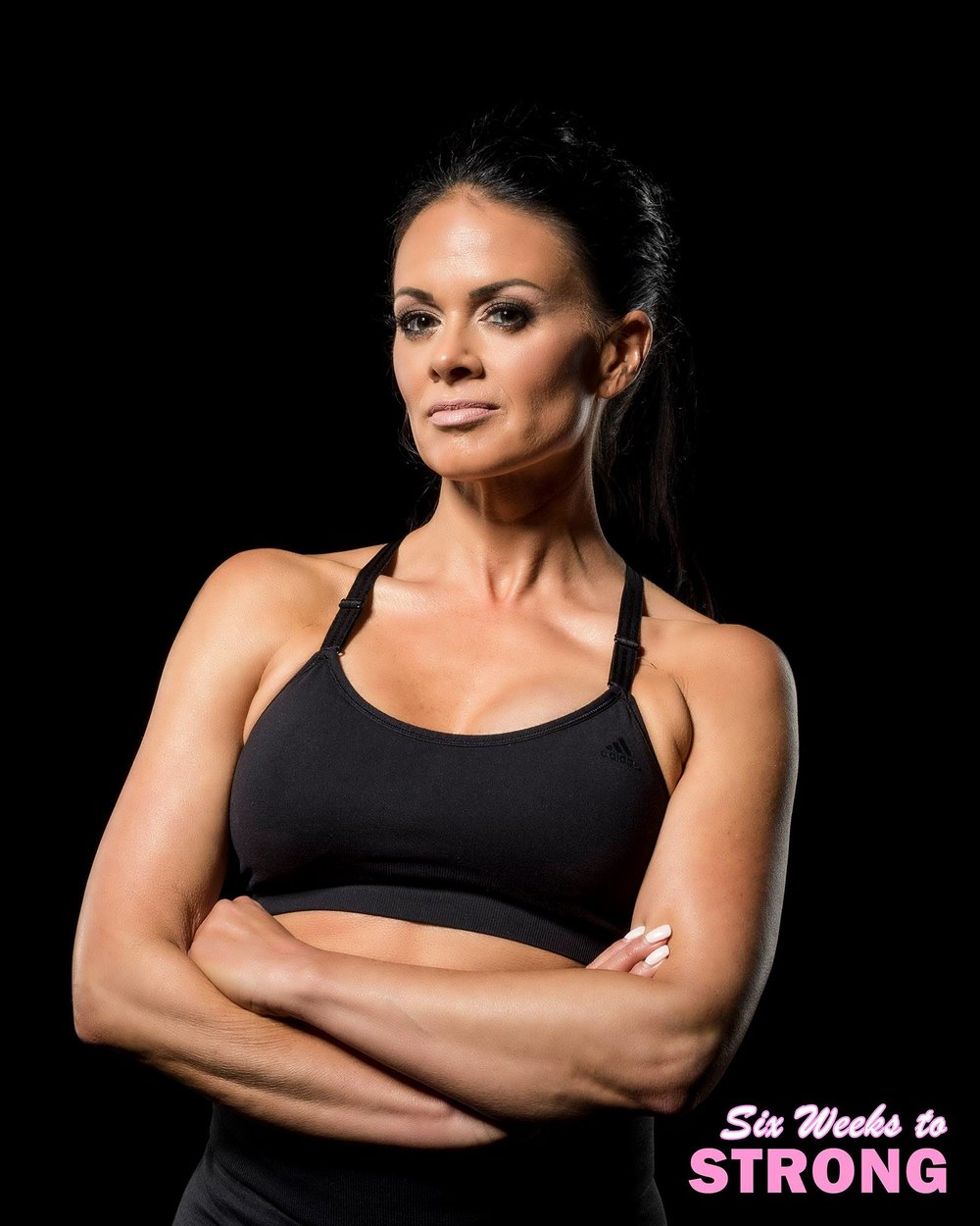 Six Weeks to Strong Trainer and fitness guru Michelle Goldrick
