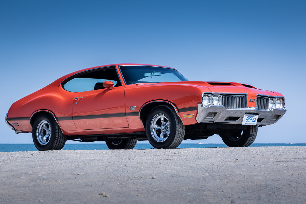 Olds Cutlass 442