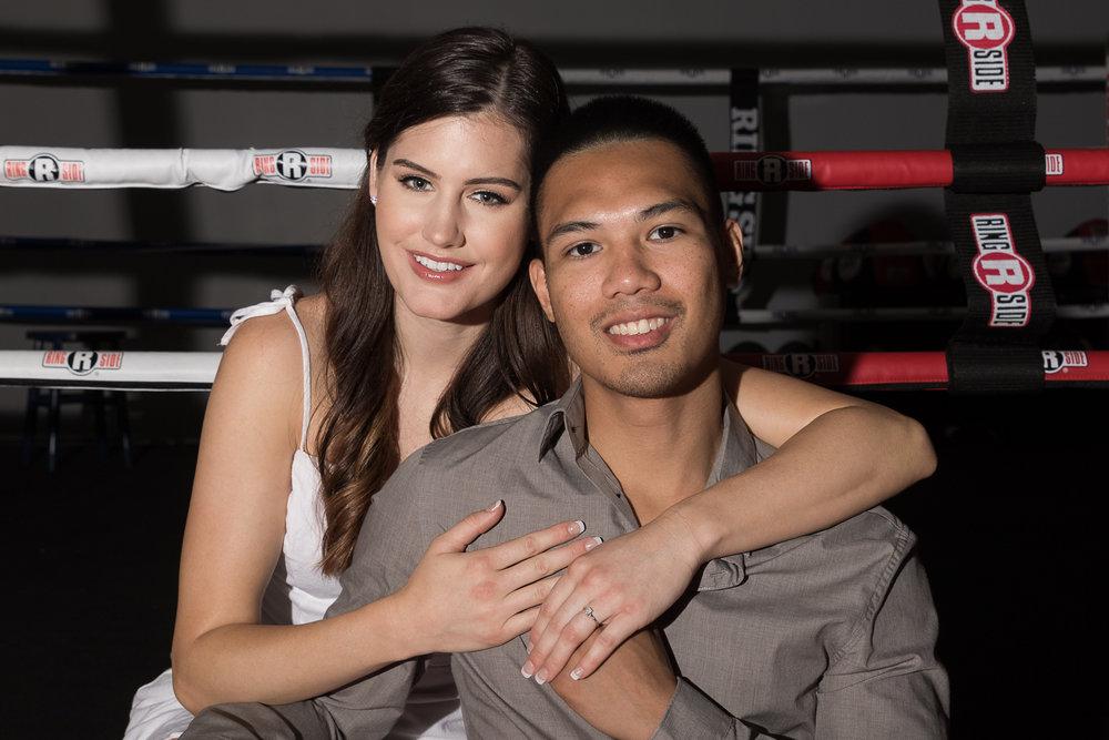 Marc & Caroline