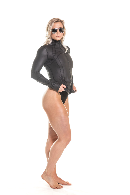 Canadian Olympic Bobsleigher Kristen Bujnowski