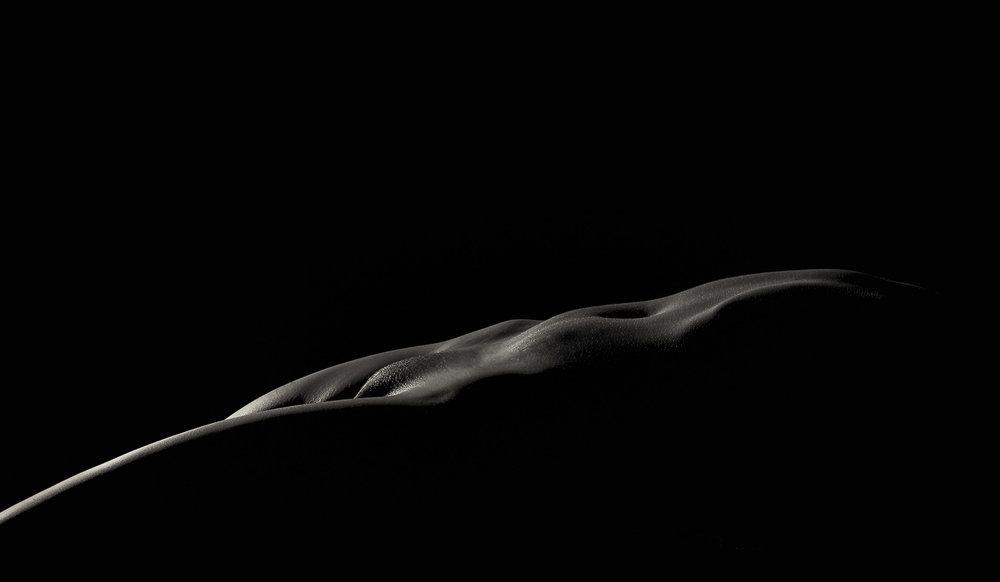 Female bodyscape