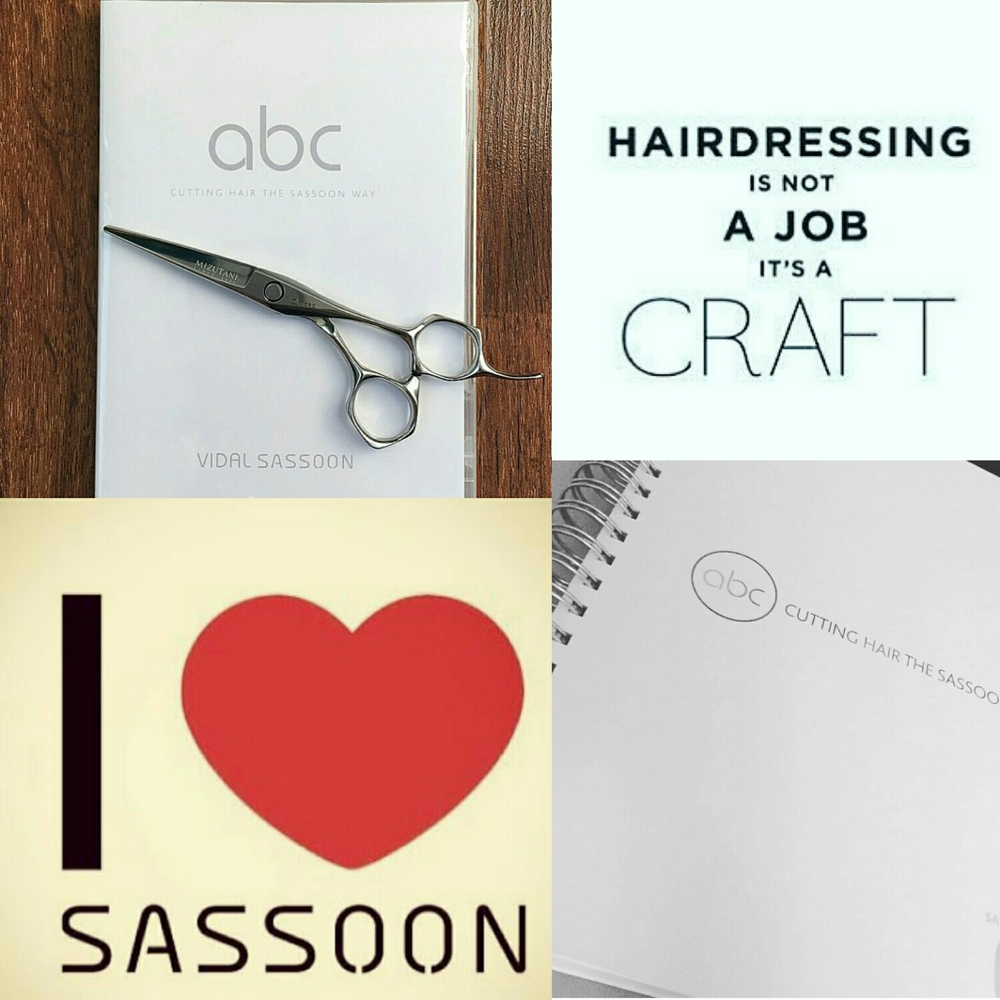 We love Sassoon