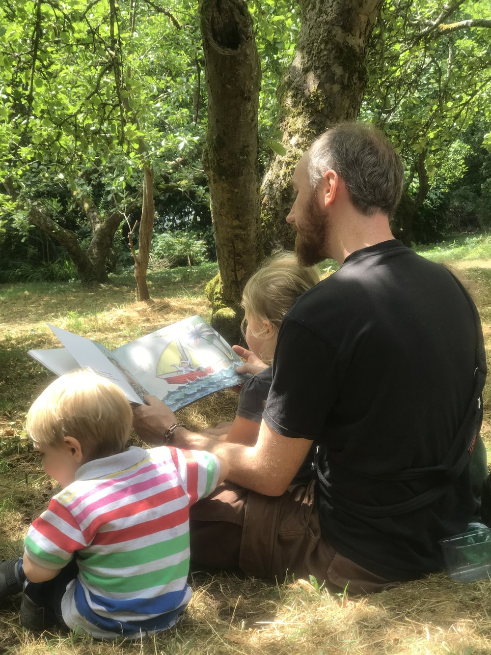 Go Wild Forest School Training Toddlers 1
