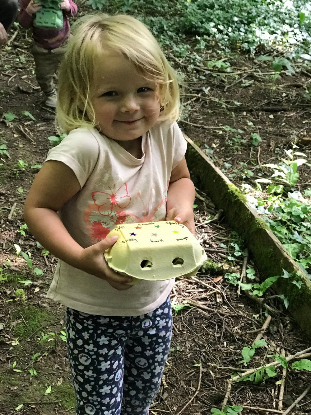 Go Wild Forest School Training Toddlers 5
