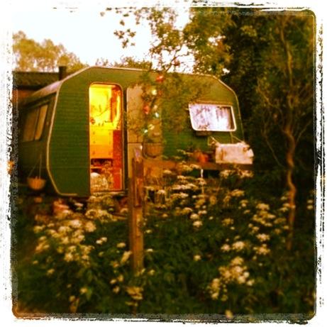 go wild forest school caravan called princess pea.JPG