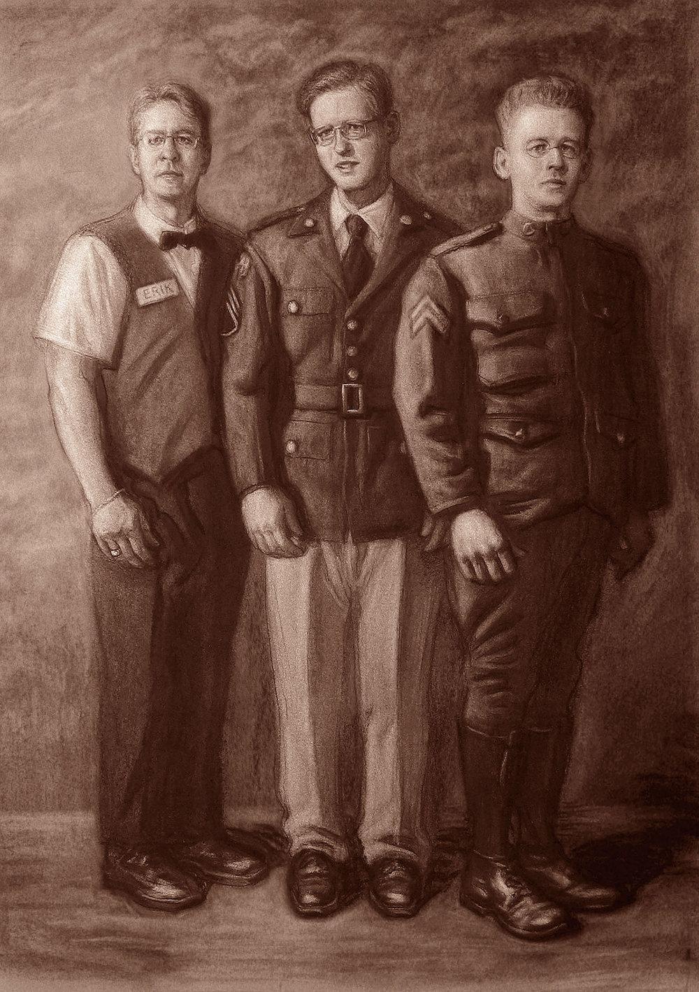 3 Generations of Olson's
